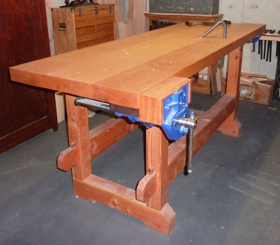 Bench Plan Woodworking Bench Dog